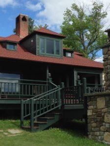 keene mountain house