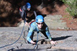 me climbing fd