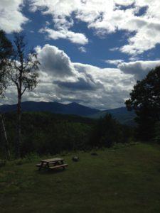 the view adirondaks