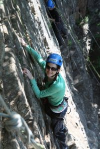 willow rock climbing